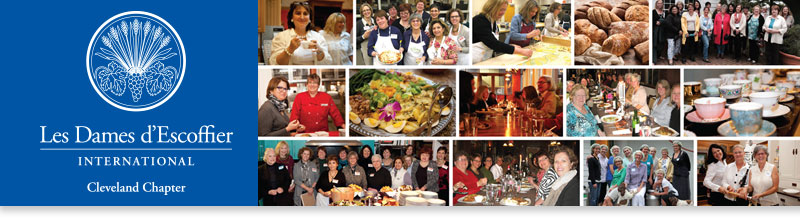 Les Dames D'Escoffier International | Cleveland Chapter culinary events and education