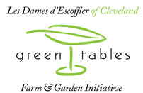 Green Tables Logo