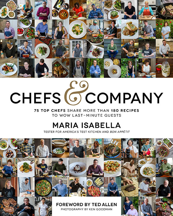 Chefs & Company by Dame Maria Isabella